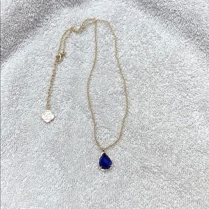 Kendra Scott Jewelry - Blue Kendra Scott Necklace